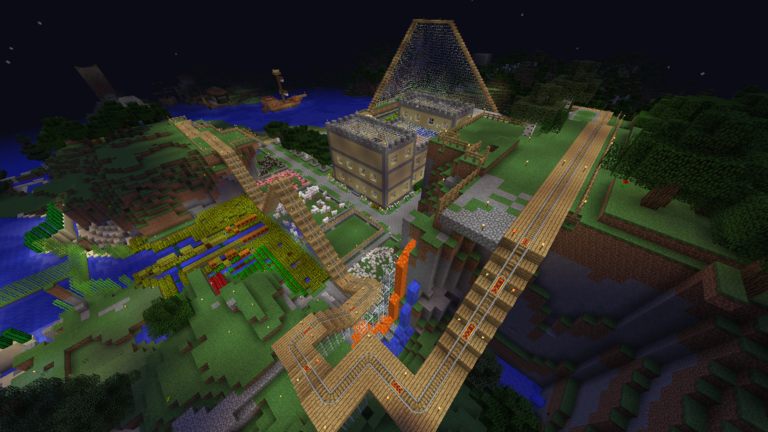 Minecraft pc mode creatif