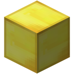 Minecraft Or bloc