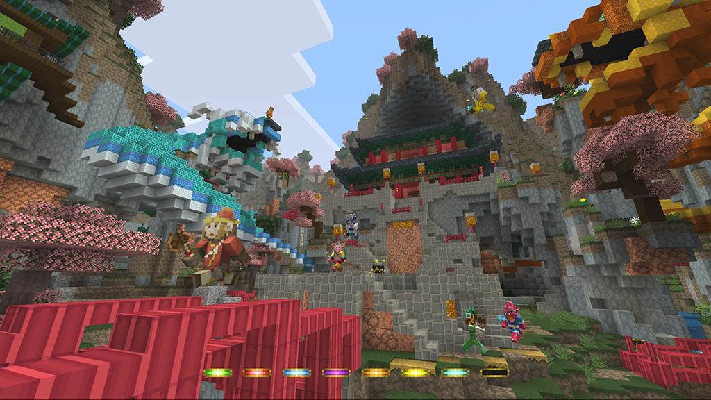 Minecraft Gratuit Chinese Mythology