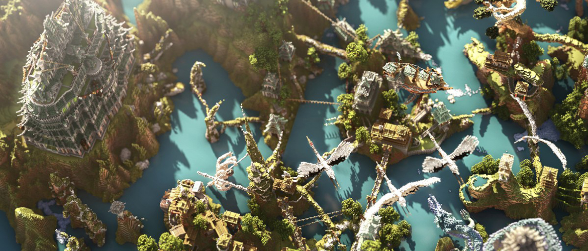 minecraft gratuit flight of fancy