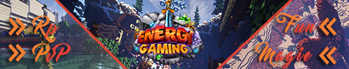 Serveur Minecraft EnergyFight