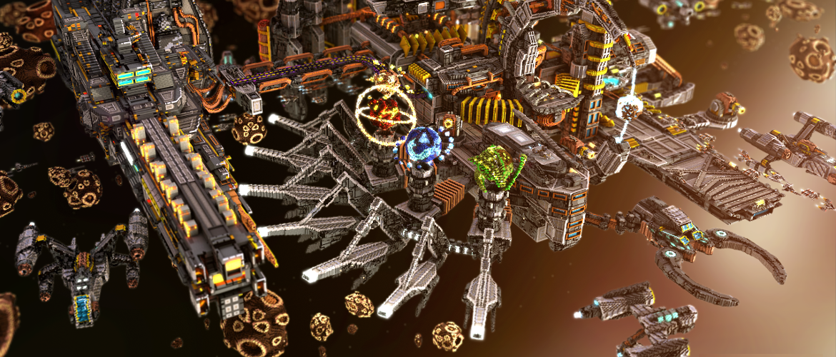 minecraft gratuit space craft