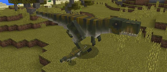 Minecraft Jurassic Craft - Mincraft Gratuit